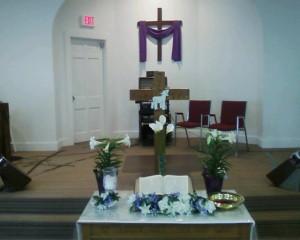 Easter at Harvest of Praise Church of God